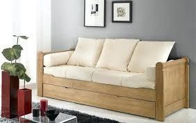 meuble canapé meuble canape lit banquette gigogne aravis meubles destinac a