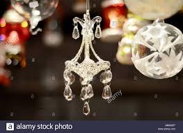 Chandelier Christmas Tree Decoration