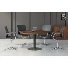 table ronde bureau table ronde 4 personnes status mdd tables de réunion mdd
