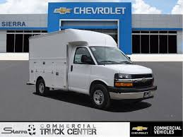New 2018 Chevrolet Express 3500 Service Utility Van For Sale In ...