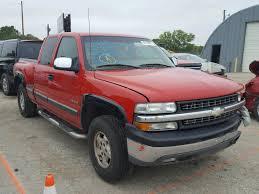 100 Truck Salvage Wichita Ks 1999 Chevrolet SILVERADO For Sale
