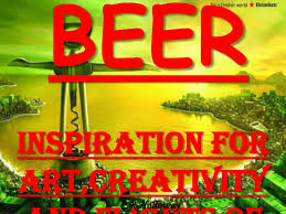 BEERbr Inspiration For ArtCreativitybr And Flights