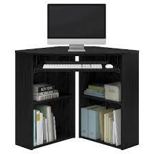 Ameriwood Computer Desk With Shelves by Corner Desk Desks Target