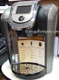 Costco Has The Keurig Hot Plus Series Single Serve Coffee Maker On Sale For A Limited Time