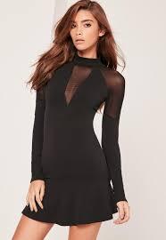 women u0027s mesh dresses missguided