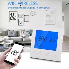 heizung programmierbar kabellos digital thermostat