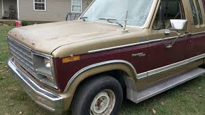 100 Ford Truck 1980 F150 Ranger For Sale YouTube