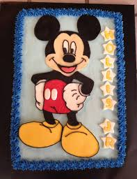 Cakes by Mindy Mickey Mouse Cake 9