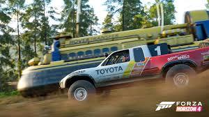 Forza Horizon 4's Car List Allegedly Leaked - Team VVV