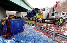 A Colorful Crash – Truck Accident Adds Color To City In Strange Ways ... Motorcyclist Killed In Accident Volving Ups Truck North Harris Photos Greenwood Road Crash Delivery Driver Dies Walker Co Abc13com Flight Recorders Found Deadly Plane Boston Herald Leestown Reopens Hours After Semi Causes Fuel Leak To Add Zeroemissions Delivery Trucks Transport Topics Sfd Cuts Open Crashes Into Orlando Business Truck Crash Spills Packages Along Highway Wnepcom Ups Accidents Best Image Kusaboshicom