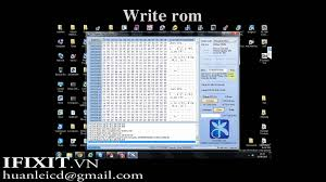 How to read write edit rom iphone