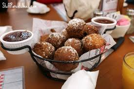 Apple Fritters from Applewood Restaurant in Sevierville Tennessee
