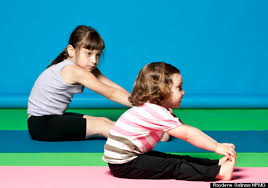 Kids Yoga Poses Are Just As Effective The Grown Up Versions