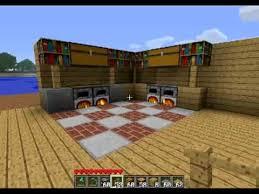 minecraft comment faire une cuisine
