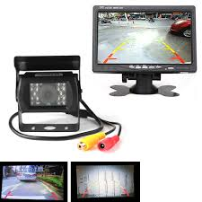 Waterproof RV Truck Bus Car IR Back Up Camera Night Vision Rear View ... Vehicle Monitoring Backup Camera High Definition Waterproof Anti Amazoncom Wireless System Ip69k Podofo 12v 24v Car Rear View Kit 7 Tft Lcd For Bmw 328i Best Truck Resource Aftermarket Cameras For Cars Or Trucks In 2016 Blog Hardwired Backup Camera 1960 Airstream Ambassador 5 Inch Gps Parking Sensor Monitor Rv F1blemordf2tailgatecameraf350 Cosmic Optix Premium Weather Proof License Ecco And Echomaster Inlad Van Company