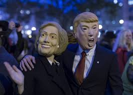 Halloween Parade Route New York by Gop Voters Want Honesty And Confidence In A Leader More Than Democrats
