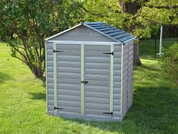 6x5 Shed Double Door by Maze 6 U0027 X 5 U0027 Skylight Shed Maze Products