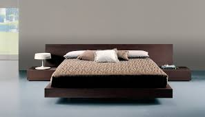 Modern Bed Furniture Decor
