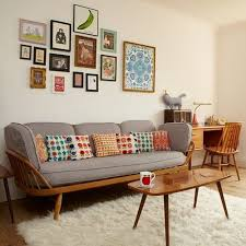 Living Decor Etsy The Best S Furniture Ideas On Pinterest Retro Room