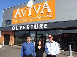 aviva cuisine recrutement franchise aviva distribution de cuisine low cost et accessoires