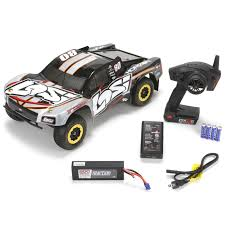 1/10 XXX-SCT 2WD Brushless SC Truck RTR With AVC Technology (LOS03002)