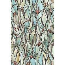 decorative films llc solyx sxrr 9004 saphire stained glass