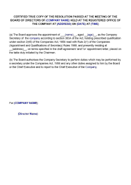 Board Resolution Letter To Open Bank Account Sample Jay Love Template