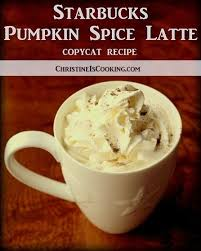 When Are Pumpkin Spice Lattes At Starbucks by Best 25 Starbucks Pumpkin Spice Latte Ideas On Pinterest