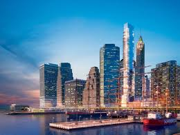 100 Millenium Towers Nyc Faulty Foundation Blamed For Leaning 60story One Seaport Tower In