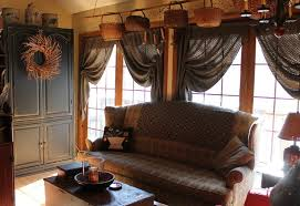 Primitive Curtains For Living Room by 28 Primitive Living Room Curtains Living Rooms Primitive
