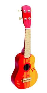 Hape Kitchen Set India by Hape Hap E0316 Guitar Red Hape Amazon Co Uk Toys U0026 Games