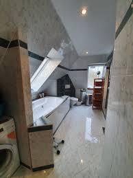 vinyl im badezimmer dachgeschoss bad in hh schnelsen