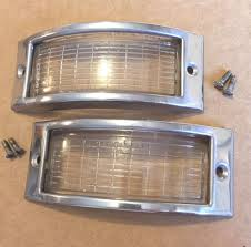 100 1949 Ford Truck Parts 1948 1950 Ford Pickup Truck Parking Light Lamp Bezels Fomoco