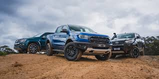 100 Ford Trucks Suck Ranger Raptor V Toyota HiLux Rugged X V Volkswagen