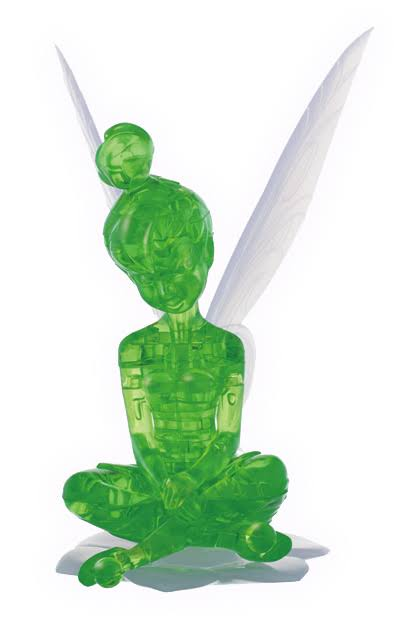 Original 3D Crystal Puzzle - Tinker Bell