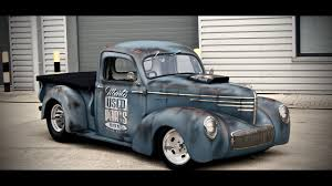 100 Willys Truck Parts 1941 Pickup 609 BHP PROSTREET YouTube