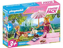 playmobil princess starter pack prinzessin ergänzungsset 70504