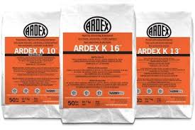 choose your solution with ardex self leveling underlayments
