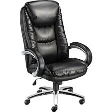 staples westerly bonded leather managers chair black staples