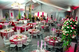 décoration mobilier luxe et prestige traiteur mariage casablanca