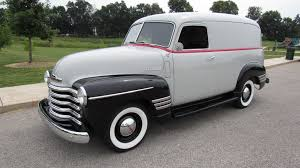100 1947 Chevrolet Truck Panel T1501 Dallas 2015