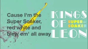 Getting Out As Soon As I Can Fly Kings Of Leon Lyrics Background