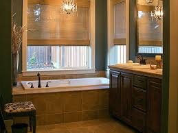 Classical Rustic Bathroom Flooring Ideas