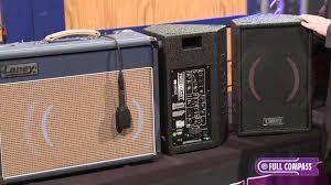 Best Frfr Cabinet For Kemper by Laney Irt X Full Range Guitar Extension Speaker Cabinet Overview