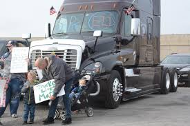 Truckers Push Back On New Mandate - News - The Kansan - Newton, KS ... Waymo To Use Selfdriving Trucks Deliver Googles Data Centers Truck Driver Resume Sample Publix Jack Fleming This Is My New Buddy Luke He Left His Home Facebook Venice Police Arrest Man Suspected In Violent Atmpted Carjacking Drivers Help Save Mans Life On Floridas Turnpike Guy Today Takbuzz Conor Sen The Us Running Out Of Truck News Drivers Best Image Kusaboshicom Lowered Na Cruises Under Tractor Trailer Mx5 Miata Forum Grocery Delivery Stock Photos Dtown Hollywood Says Farewell Its Lovehate Relationship With Van Crashes Into Supermarket Sun Sentinel