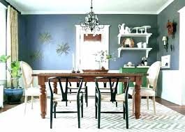Carpet Under Dining Table Area Rug Room Should You Put A