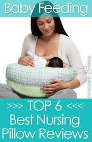 Best Nursing Pillow Reviews for Breastfeeding – Expressing Mama