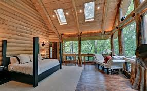 Rustic Bedroom Design Brings Nature Indoors Photography Envision Web