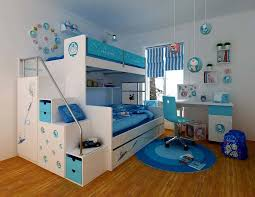 Bed Bedroom Painting Ideas For Boys Rooms In Kids Room Decor