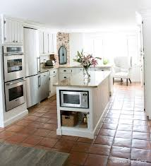 kitchen flooring options opinions driven by decor